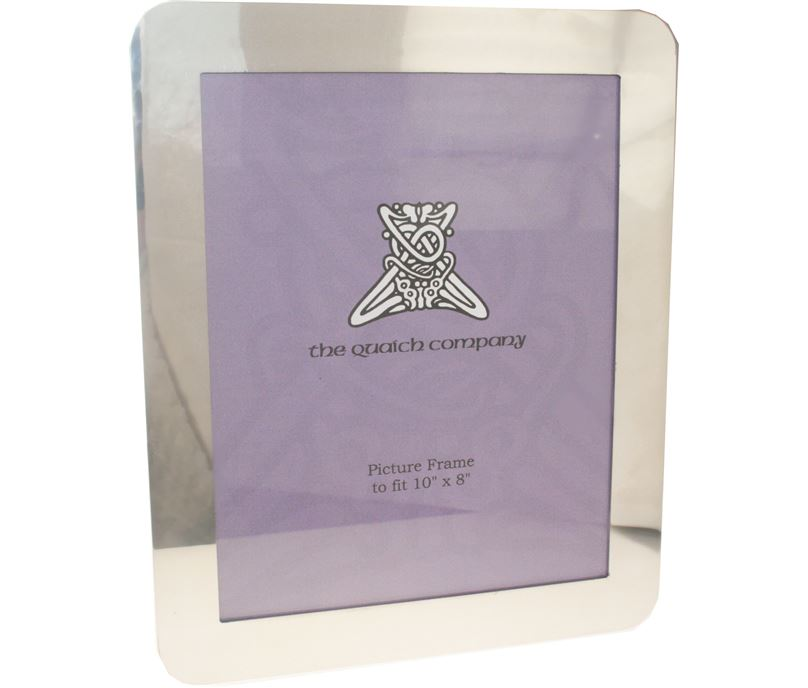 "Silver Pewter Photo Frame 30cm (11.75"")"