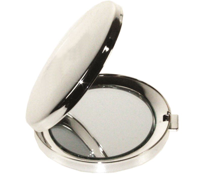 "Oval Shaped Compact Mirror 5cm (2"")"