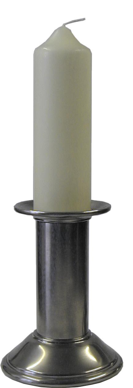 """Candlestick Holder Medieval Inspired 14.5cm (5.75"""")"""