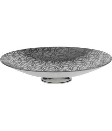"Triquetra Pattern Pewter Bowl 20.5cm (8"")"