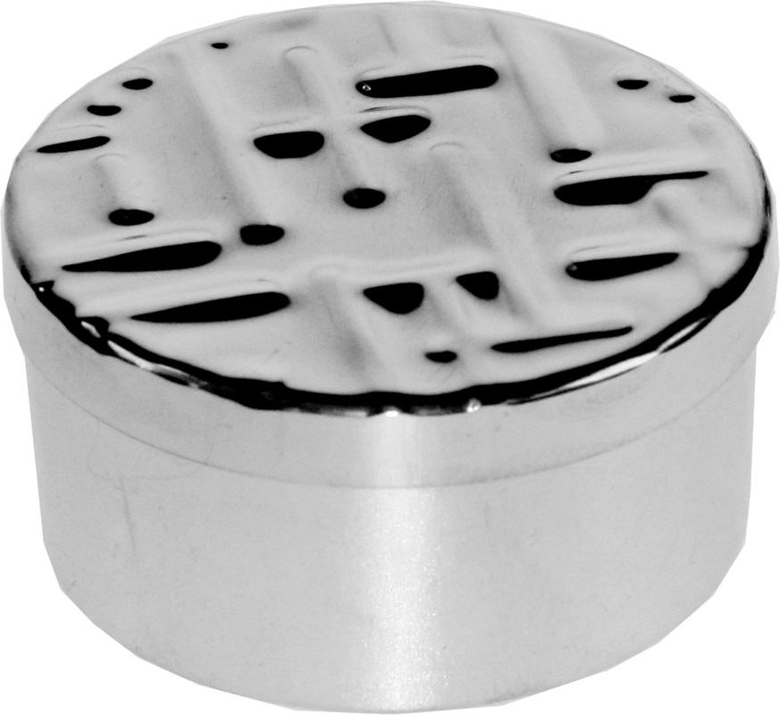 "Metropolitan Round Trinket Box 5cm (2"")"