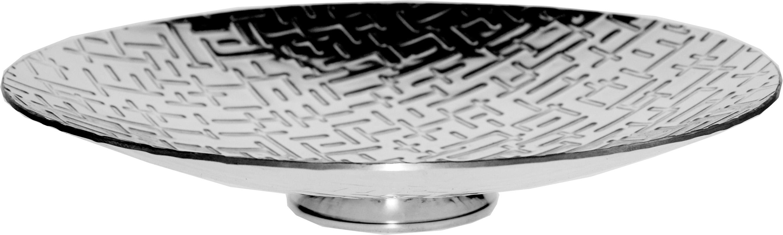 "Metropolitan Pattern Pewter Bowl 20.5cm (8"")"