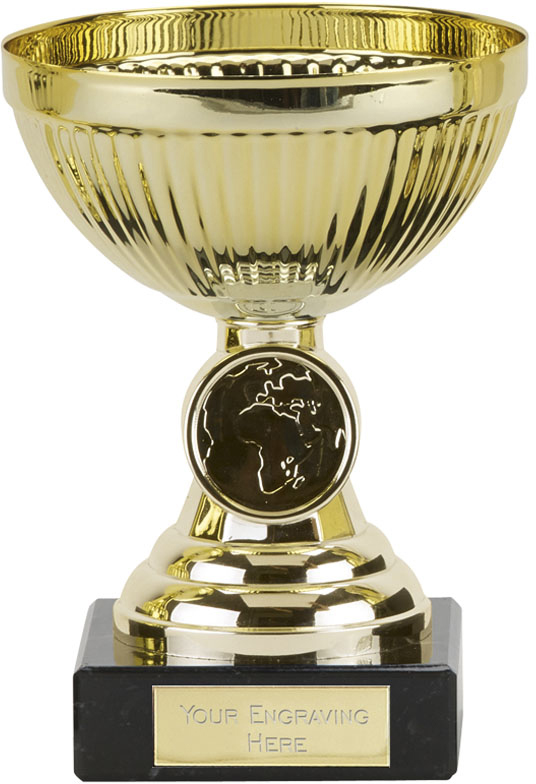 """Sark Gold Cup 12cm (4.75"""")"""