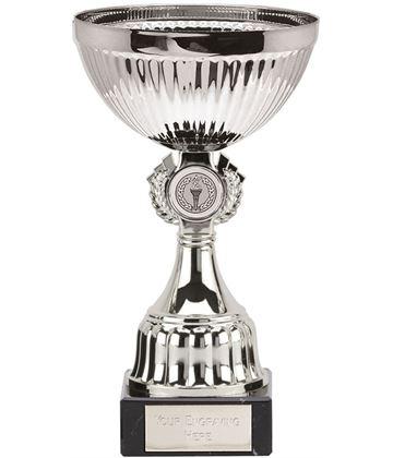 """Zurich Silver Cup 12cm (4.75"""")"""