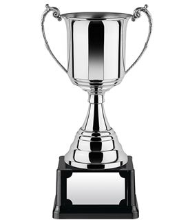 """Revolution Nickel Plated Presentation Cup with Rolled Edge 31cm (12.25"""")"""