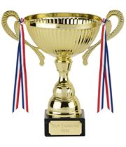 """Turin Gold Cup 25cm (9.75"""")"""