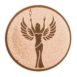 "Bronze Achievement 1"" Centre Disc"
