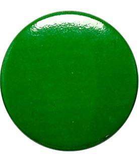 """Green Pin Badge 25mm (1"""")"""