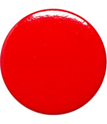 "Red Pin Badge 25mm (1"")"