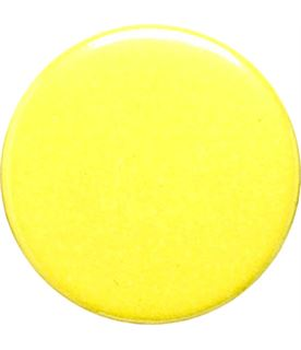"Yellow Pin Badge 25mm (1"")"
