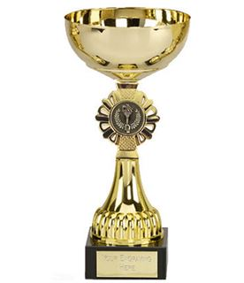 "Shield Gold Presentation Cup 20.5cm (8"")"