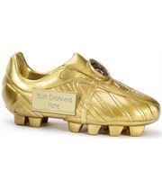 "Premier Golden Boot Resin Football Trophy 12.5cm (5"")"