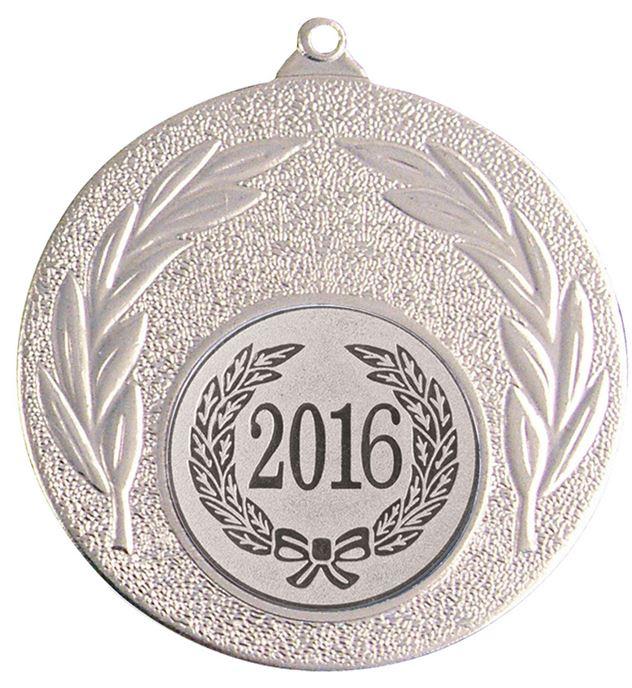 """2016 Silver Leaf Medal 50mm (2"""")"""