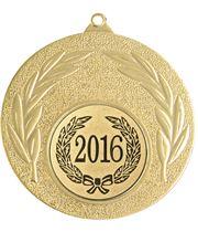 """2016 Gold Leaf Medal 50mm (2"""")"""