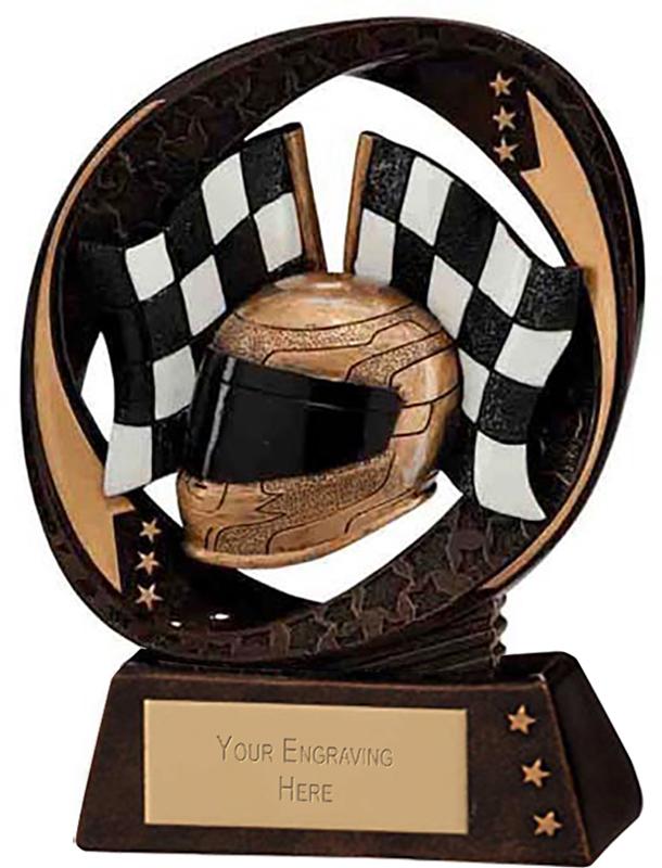 """Typhoon Motorsport Trophy 9cm (3.5"""")"""