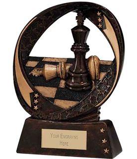 "Typhoon Chess Trophy 13cm (5"")"