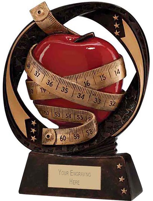 "Typhoon Slimming Trophy 13cm (5"")"