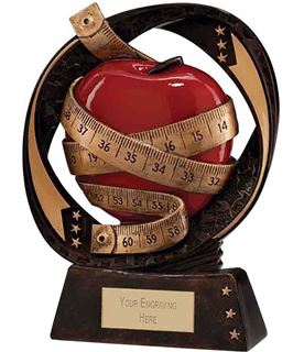 "Typhoon Slimming Trophy 13cm (5"")"