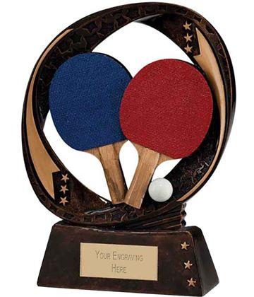 "Typhoon Table Tennis Trophy 13cm (5"")"