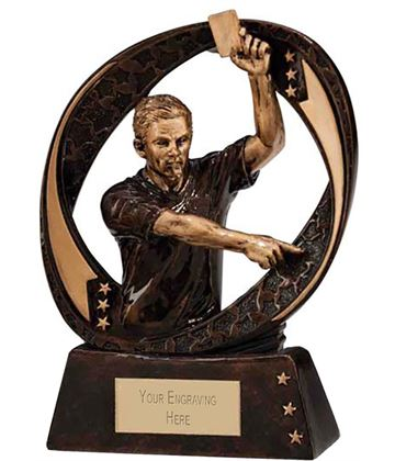 "Typhoon Referee Trophy 13cm (5"")"