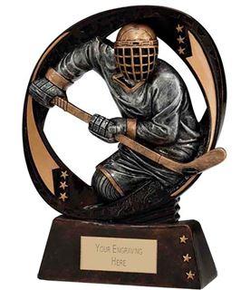 "Typhoon Ice Hockey Trophy 13cm (5"")"