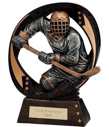 "Typhoon Ice Hockey Trophy 17cm (6.75"")"