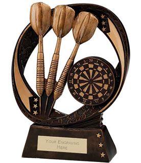 "Typhoon Darts Trophy 17cm (6.75"")"