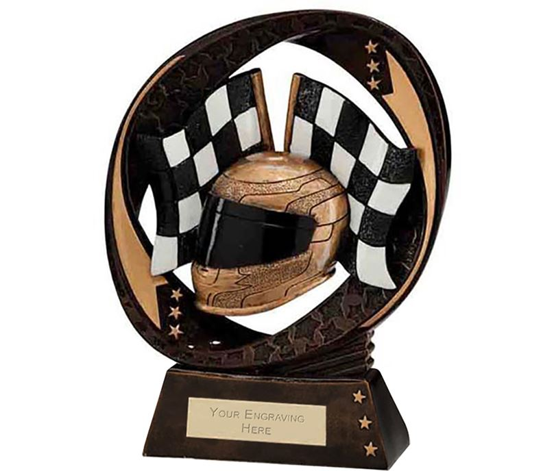 """Typhoon Motorsport Trophy 17cm (6.75"""")"""