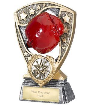 "Challenger Shield Boxing Glove Award 12cm (4.75"")"