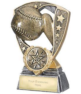 "Challenger Shield Rounders Award 11cm (4.25"")"