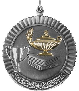 """Silver Knowledge Medal 50mm (2"""")"""