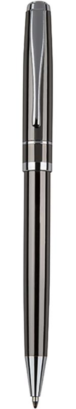 "Graphite Finished Slimline Ball Point Pen 14cm (5.5"")"