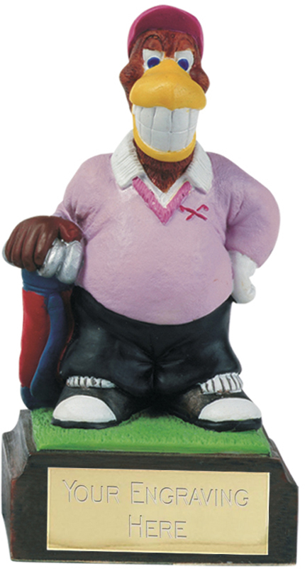 "Birdie - Novelty Golf Figure 10cm (4"")"