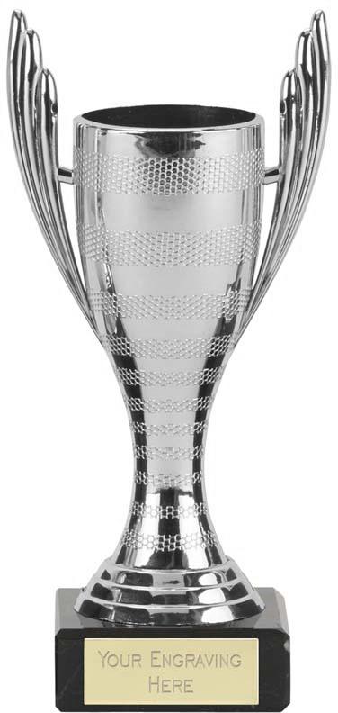 "Mercury Cup Silver Trophy 16cm (6.25"")"