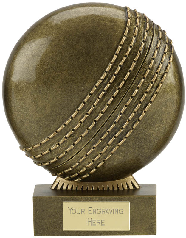 """The Ball Cricket Trophy 18cm (7"""")"""