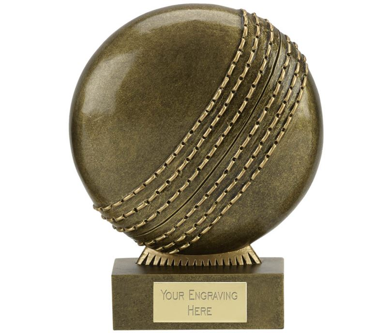 "The Ball Cricket Trophy 18cm (7"")"