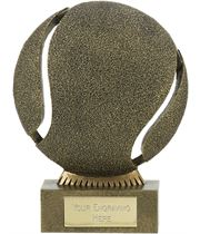 "The Ball Tennis Trophy 14.5cm (5.75"")"