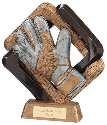 "Sporting Unity Goalkeeper Award 19.5cm (7.75"")"