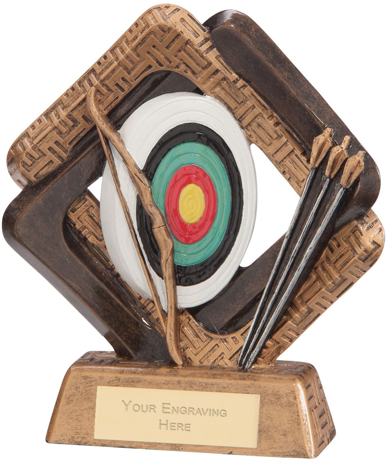 """Sporting Unity Archery Award 16.5cm (6.5"""")"""