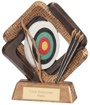 """Sporting Unity Archery Award 10cm (4"""")"""