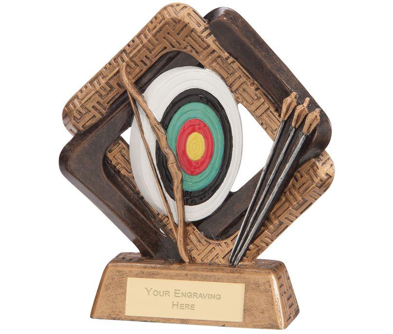 """Sporting Unity Archery Award 13.5cm (5.25"""")"""