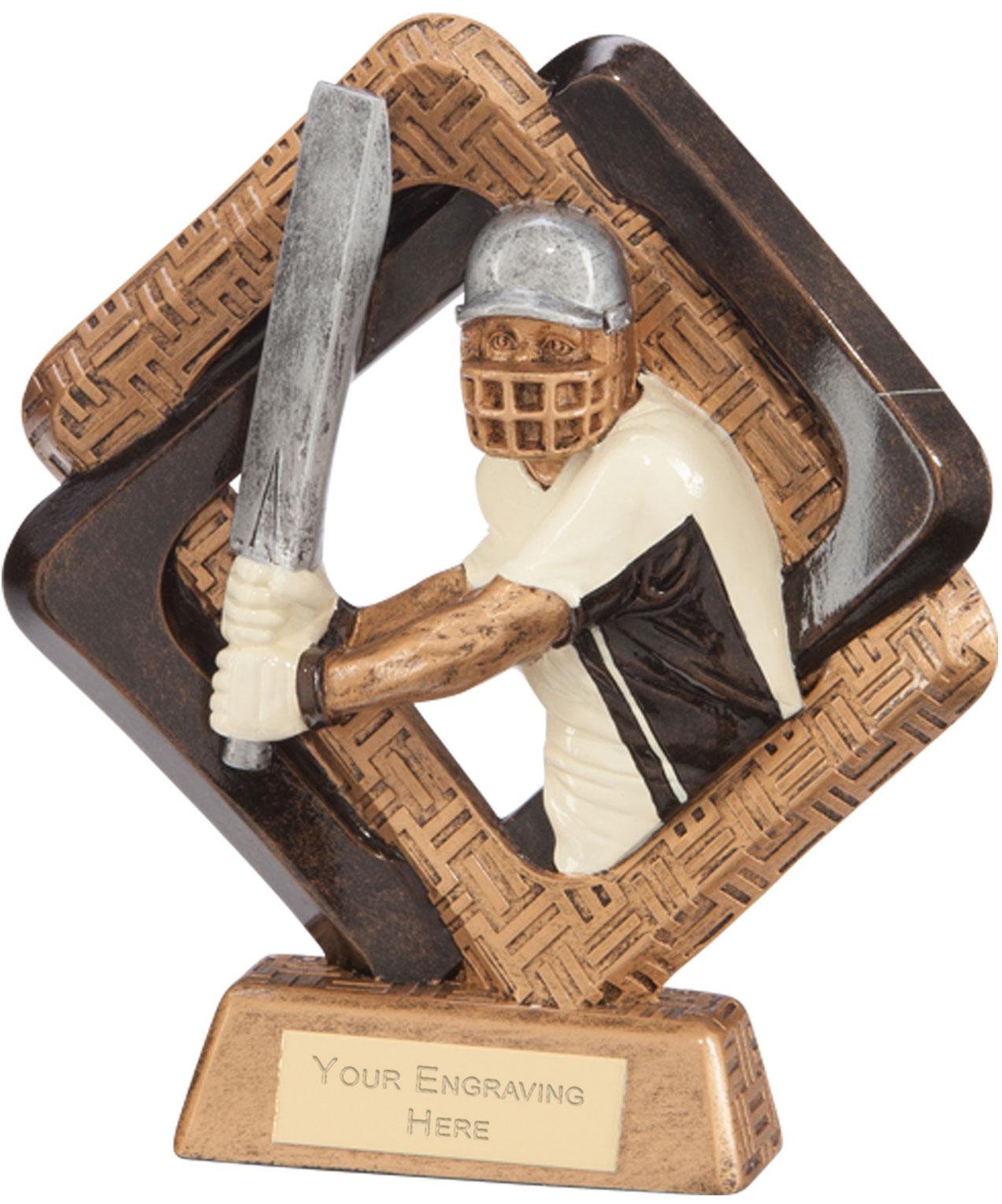 "Sporting Unity Cricket Award 13.5cm (5.25"")"