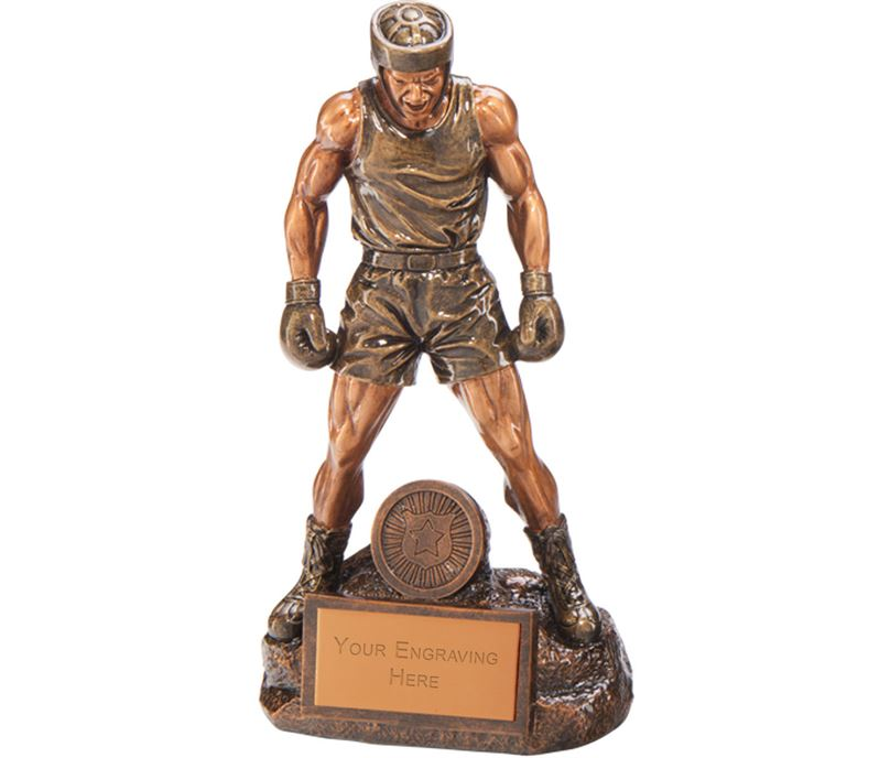 "Ultimate Boxing Award 22.5cm (8.75"")"