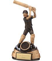 "Legacy Cricket Batsman Figure Award 21cm (8.25"")"