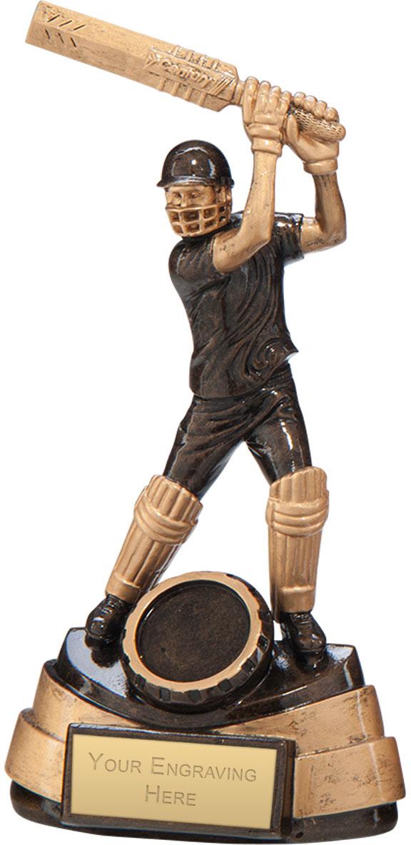 "Legacy Cricket Batsman Figure Award 19.5cm (7.75"")"
