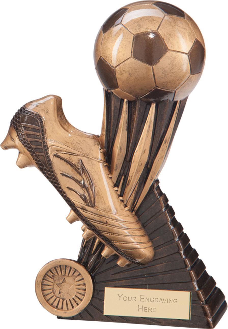"Atomic Football Award 18.5cm (7.25"")"