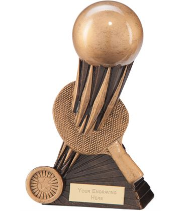 """Atomic Table Tennis Award 16cm (6.25"""")"""