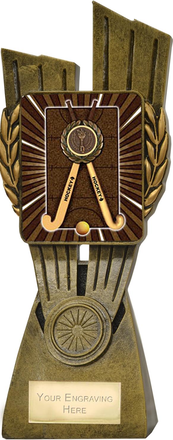 """Lynx Hockey Trophy 24cm (9.5"""")"""