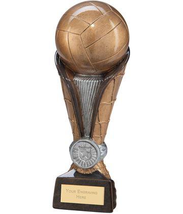 """Spartan Net Tower Netball Award 22cm (8.75"""")"""