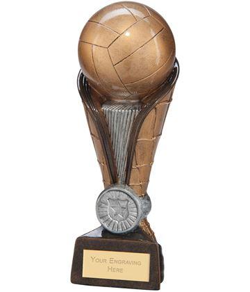 """Spartan Net Tower Netball Award 18.5cm (7.25"""")"""